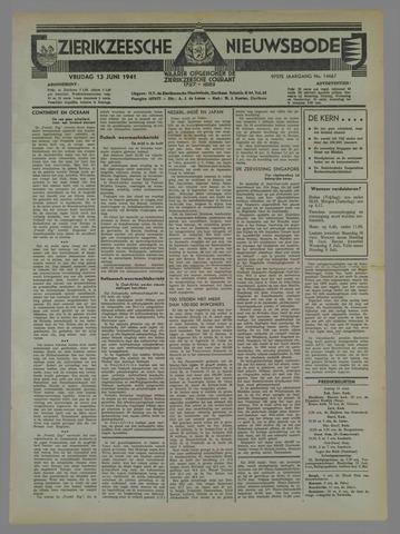 Zierikzeesche Nieuwsbode 1941-06-07