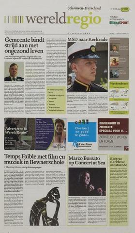 Watersnood documentatie 1953 - kranten 2009-02-06