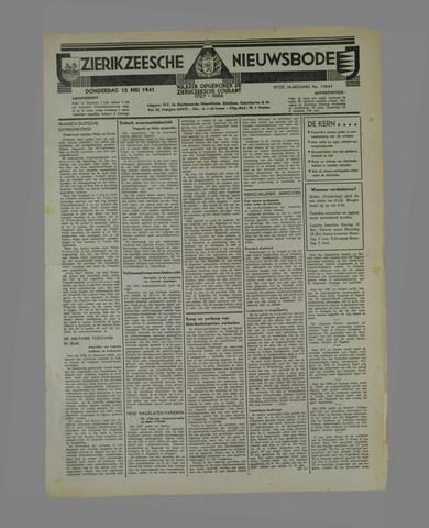 Zierikzeesche Nieuwsbode 1941-05-15