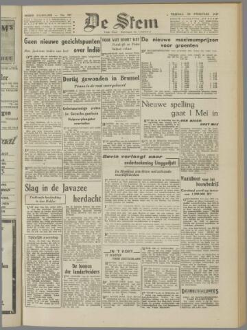 de Stem 1947-02-28