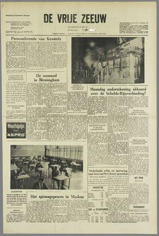 de Vrije Zeeuw 1963-05-09
