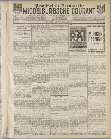 Middelburgsche Courant 1930-01-23