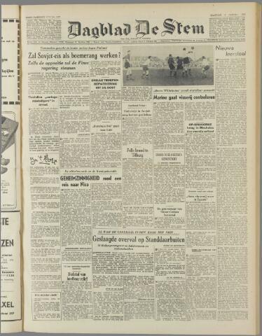 de Stem 1950-01-09