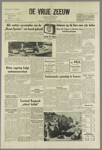 de Vrije Zeeuw 1968-01-20