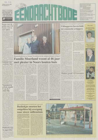 Eendrachtbode (1945-heden)/Mededeelingenblad voor het eiland Tholen (1944/45) 2001