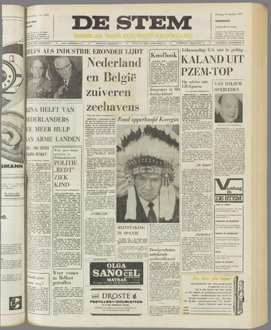 de Stem 1971-10-26