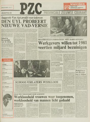 Provinciale Zeeuwse Courant 1977-07-13