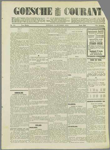 Goessche Courant 1932-10-11