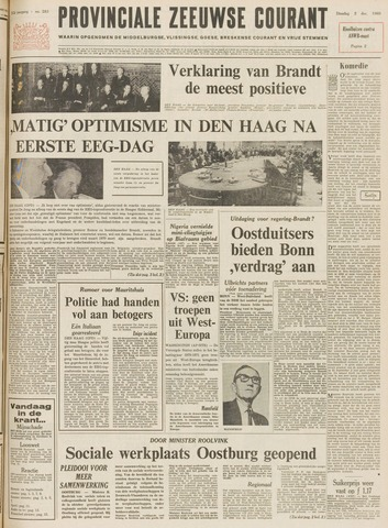 Provinciale Zeeuwse Courant 1969-12-02