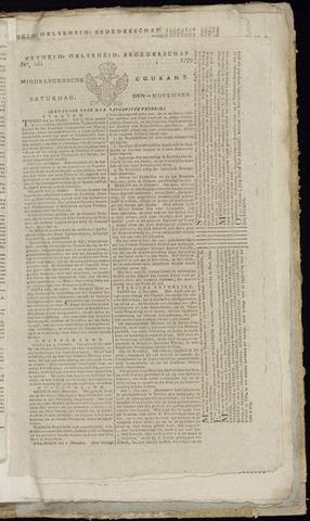Middelburgsche Courant 1799-11-23