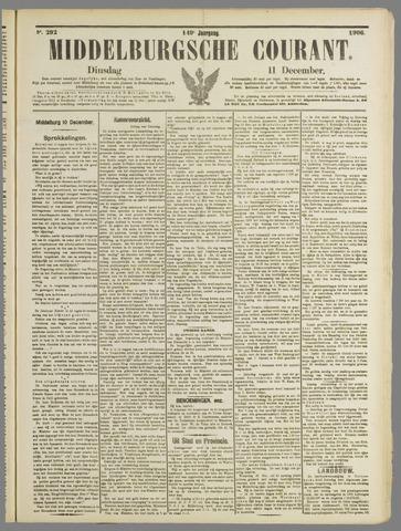 Middelburgsche Courant 1906-12-11