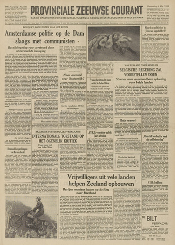 Provinciale Zeeuwse Courant 1953-05-06