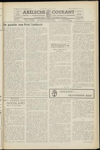 Axelsche Courant 1951-07-14