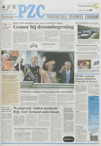 Provinciale Zeeuwse Courant 2000-09-20