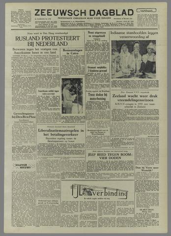 Zeeuwsch Dagblad 1954-03-22