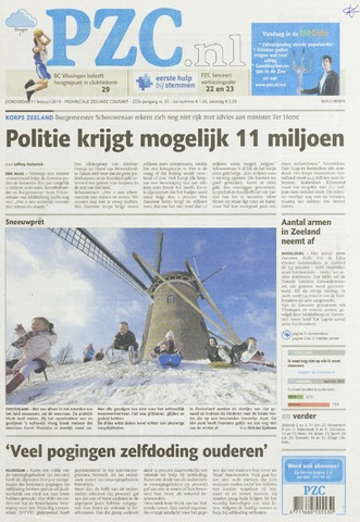 Provinciale Zeeuwse Courant 2010-02-11