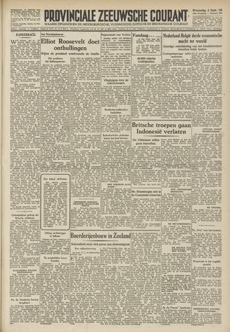 Provinciale Zeeuwse Courant 1946-09-04