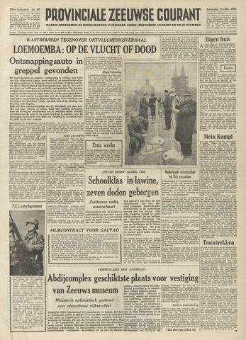 Provinciale Zeeuwse Courant 1961-02-11