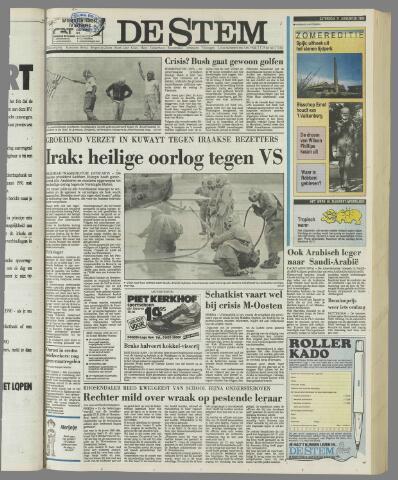 de Stem 1990-08-11