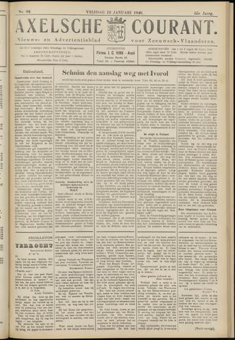 Axelsche Courant 1940-01-19