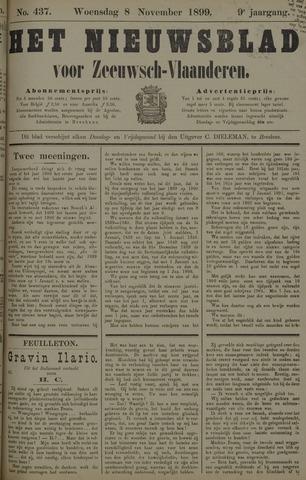Nieuwsblad voor Zeeuwsch-Vlaanderen 1899-11-08