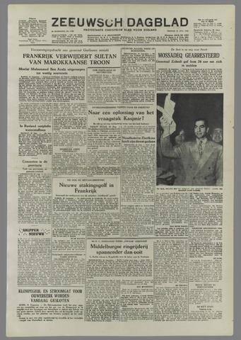 Zeeuwsch Dagblad 1953-08-21
