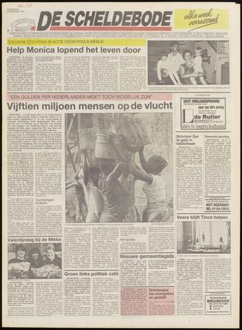 Scheldebode 1991-02-20