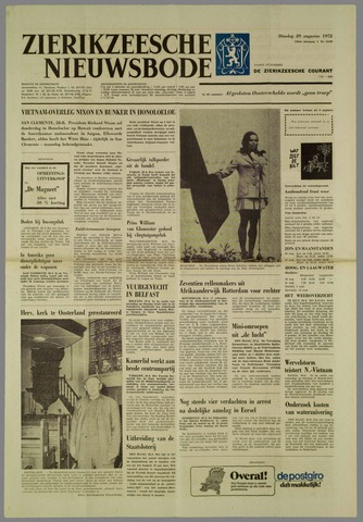 Zierikzeesche Nieuwsbode 1972-08-29