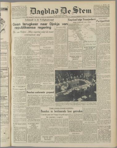 de Stem 1949-03-11
