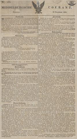 Middelburgsche Courant 1834-12-30