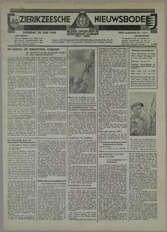 Zierikzeesche Nieuwsbode 1942-06-20