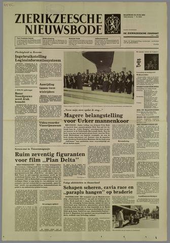 Zierikzeesche Nieuwsbode 1984-06-25