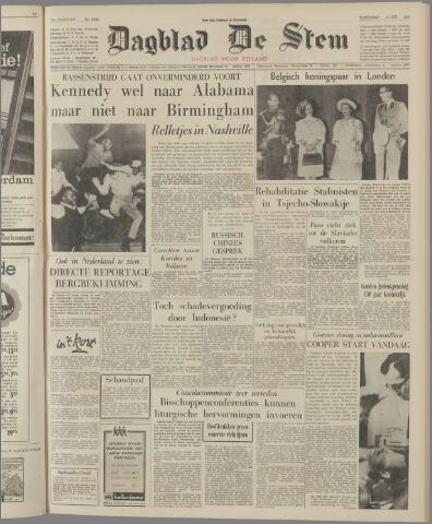 de Stem 1963-05-15