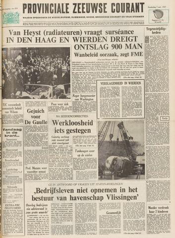 Provinciale Zeeuwse Courant 1967-09-07
