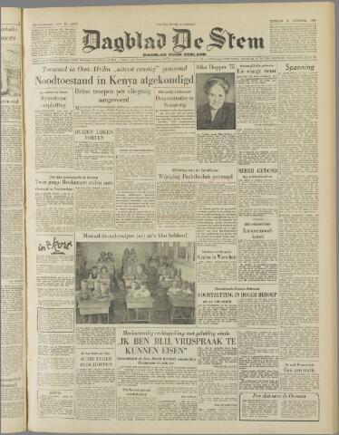 de Stem 1952-10-21