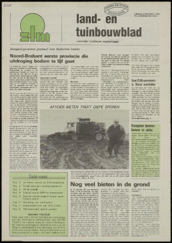 Zeeuwsch landbouwblad ... ZLM land- en tuinbouwblad 1991-11-15