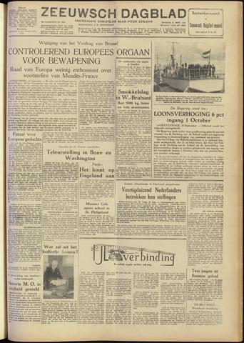 Zeeuwsch Dagblad 1954-09-21