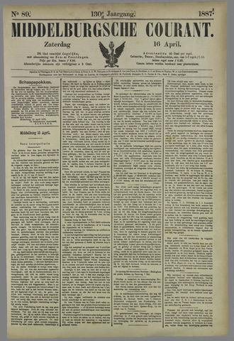 Middelburgsche Courant 1887-04-16