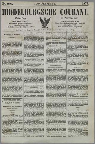 Middelburgsche Courant 1877-11-03