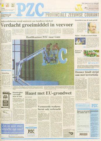 Provinciale Zeeuwse Courant 2003-06-21
