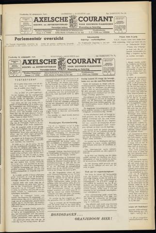 Axelsche Courant 1950-08-02