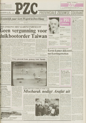 Provinciale Zeeuwse Courant 1983-12-22