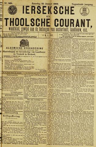 Ierseksche en Thoolsche Courant 1902-01-25