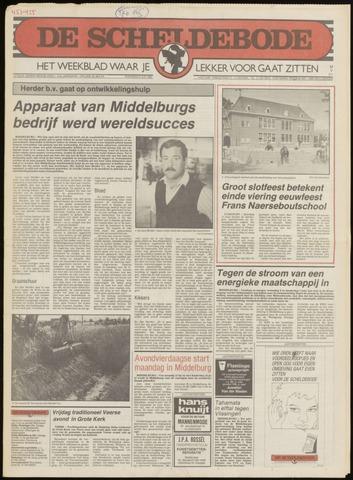 Scheldebode 1983-06-08