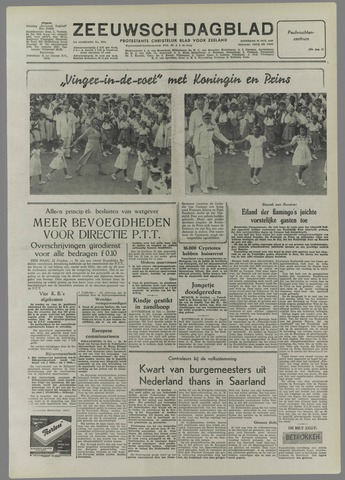 Zeeuwsch Dagblad 1955-10-22