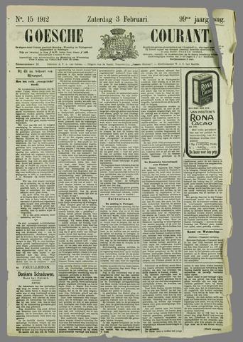 Goessche Courant 1912-02-03