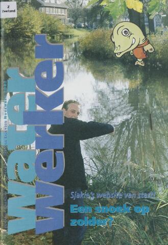 Scheldestromen/de Waterwerker 2002-11-01