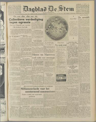 de Stem 1949-03-10