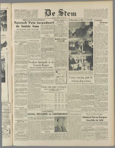 de Stem 1948-10-26