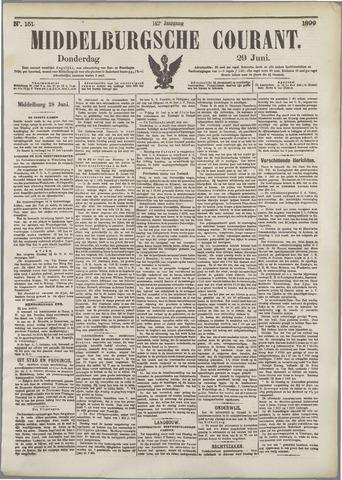 Middelburgsche Courant 1899-06-29
